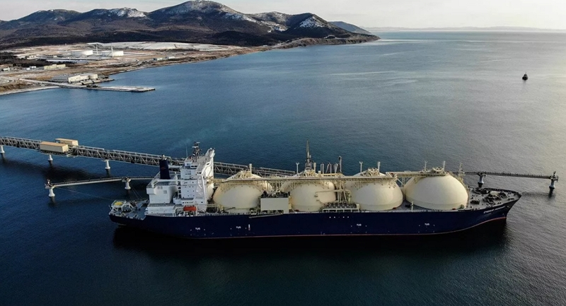 Закупка газа Польшей у США