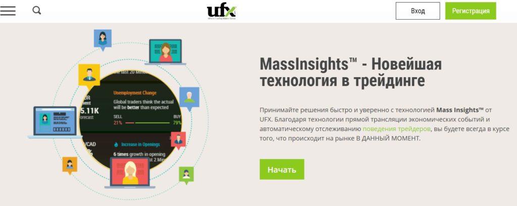 ufx massinsights аналитика